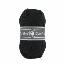 Cosy Fine 325 Black - Durable