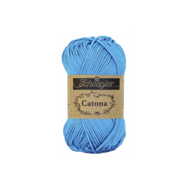 146 Vivid Blue Catona 25 gram