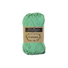 241 Parrot Green Catona 25 gram - Scheepjes