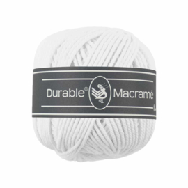 Macrame 310 White - Durable