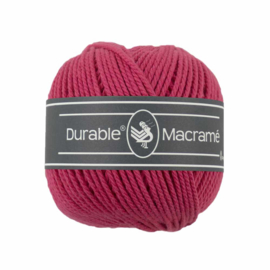 Macrame 236 Fuchsia - Durable
