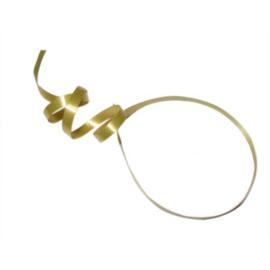 Geel cadeaulint 5 mm