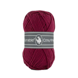 Cosy Fine 222 Bordeaux - Durable