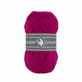 Cosy Fine 238 Deep Fuchsia - Durable