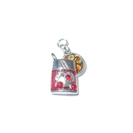 Cocktail charm