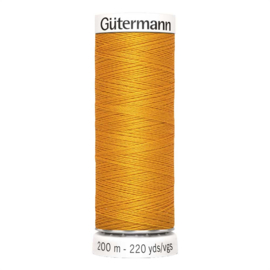 Nr 362 Orange Gutermann Sew all Thread 200 m