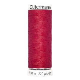 Nr 365 Rood Gutermann alles naaigaren 200 m.