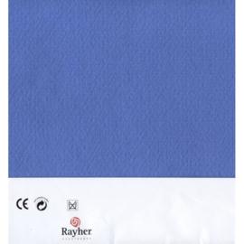 Lichtblauw textielvilt soft 30 x 45 cm van Rayher