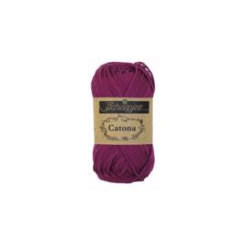 128 Tyrian purple Catona 10 gram - Scheepjes