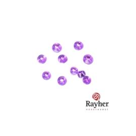 Seringen rocaille met zilverkern 2,6 mm  van Rayher