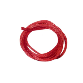 Satin Cord Red 2 mm
