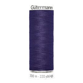 Nr 324 Paars Gutermann alles naaigaren 200 m