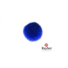 Blauwe pompon 20 mm van Rayher