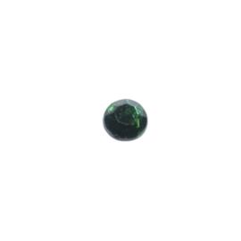 Plakkristal Emerald (groen) 7 mm