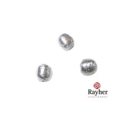 Ronde zilveren kraal, 5 mm