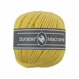 Macrame 2180 Bright Yellow - Durable