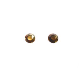 Plakkristal Topaz 5 mm
