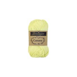 100 Lemon Chiffon Catona 10 gram - Scheepjes