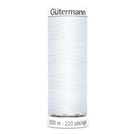 Nr 193 Lichtblauw Gutermann alles naaigaren 200 m