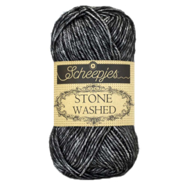 Stone Washed 803 Black Onyx - Scheepjes