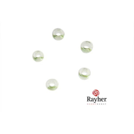 Antiek groene Rocaille transparant 2,6 mm van Rayher