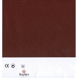 Bordeaux textielvilt soft 30 x 45 cm van Rayher