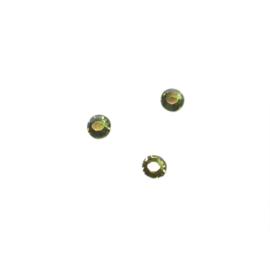 Rhinestone Olivine 4 mm