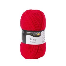 SMC Bravo 8241 Scarlet - Rood - Schachenmayr