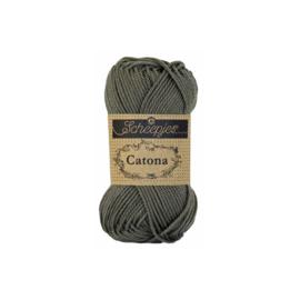 387 Dark Olive Catona 25 gram - Scheepjes