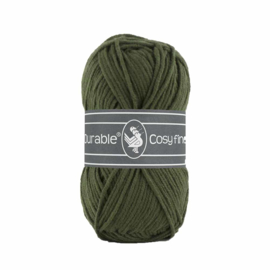 Cosy Fine 2149 Dark Olive - Durable