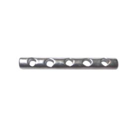 Metalen verdeler met 5 gaten