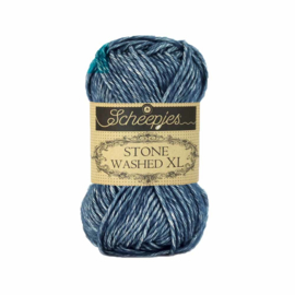 Stone Washed XL 845 Blue Apetite - Scheepjes