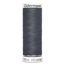 Nr 093 GrijsBlauw  Gutermann alles naaigaren 200 m