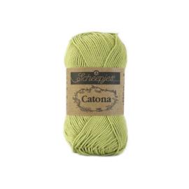512 Lime Catona 25 gram - Scheepjes