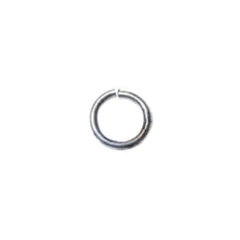 Metal colored ring 7 mm