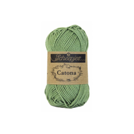 212 Sage Green Catona 25 gram - Scheepjes