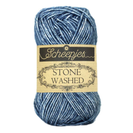 Stonewashed 805 Blue Apatite