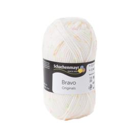 SMC Bravo 8330 Natur Neon Tweed - Schachenmayr
