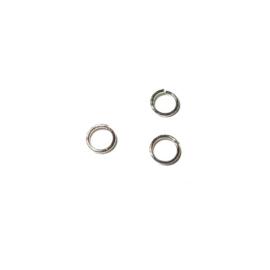 Goudkleurige Buigring 6 mm; 0,8 mm dik