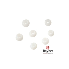 Witte rocaille Opaak  van Rayher