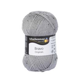 SMC Bravo 8376 Hellgrau tweed - Schachenmayr