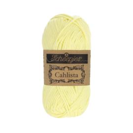 100 Lemon Chiffon Cahlista - Scheepjes