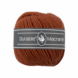 Macrame 2239 Brick - Durable