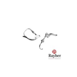 925 Sterling zilveren oorhaak van Rayher