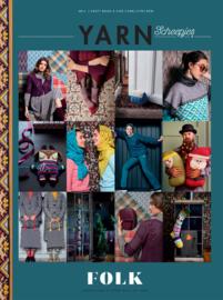Yarn magazine nr 6 Folk NL - Scheepjes