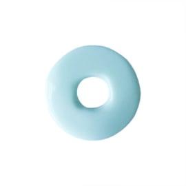 Mintgroene polyester ring