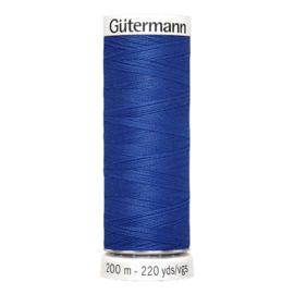 Nr 315 Blauw Gutermann alles naaigaren 200 m