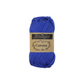 201 Electric Blue Catona 25 gram