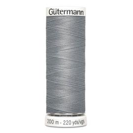 Nr 040 Lichtgrijs Gutermann alles naaigaren 200 m