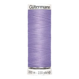 Nr 158 Lila Gutermann alles naaigaren 200 m.
